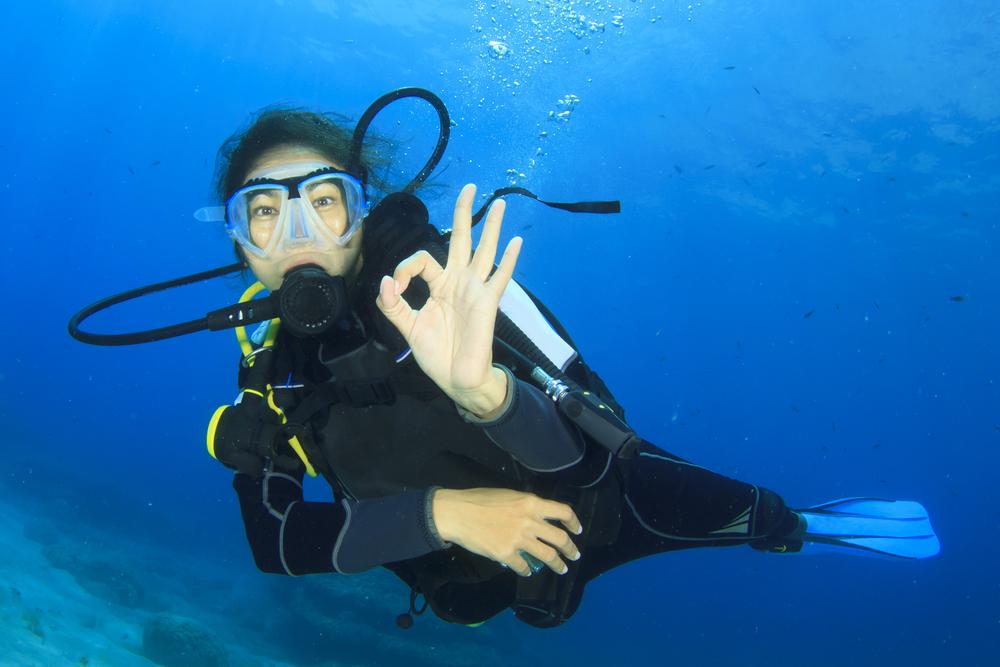 【沖縄の海で体験ダイビング】こんな人におすすめ