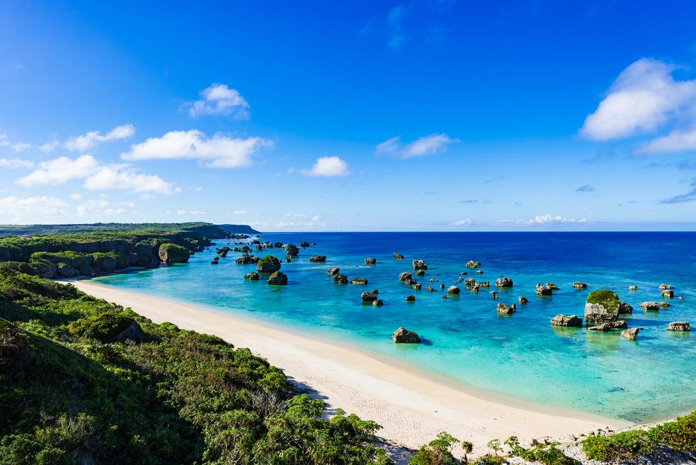 本土(県外)の海のダイビングと沖縄の海のダイビングの違い